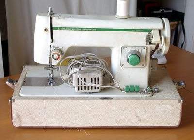 Good Old Sewing Machine