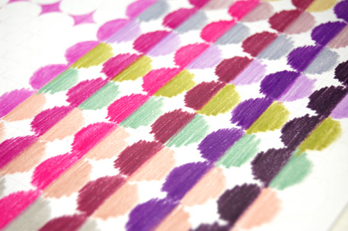 Colour Like Warp And Weft