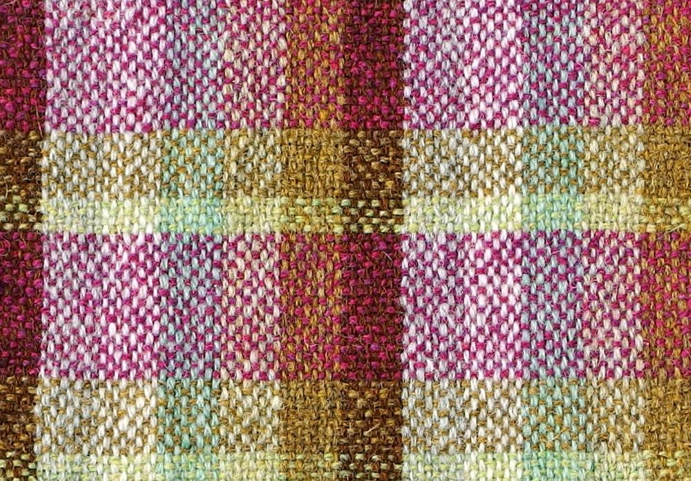 サンプル織り