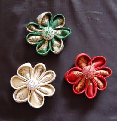 Beautiful Brooches from Kimba