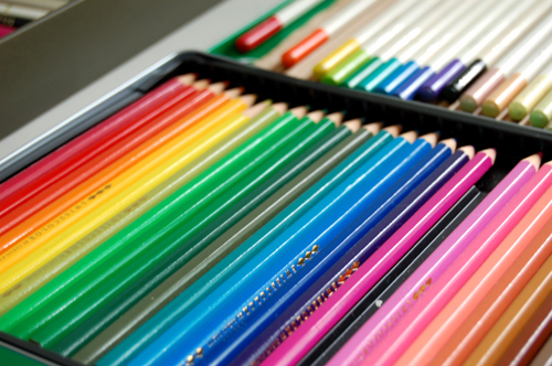 Rich in Colour