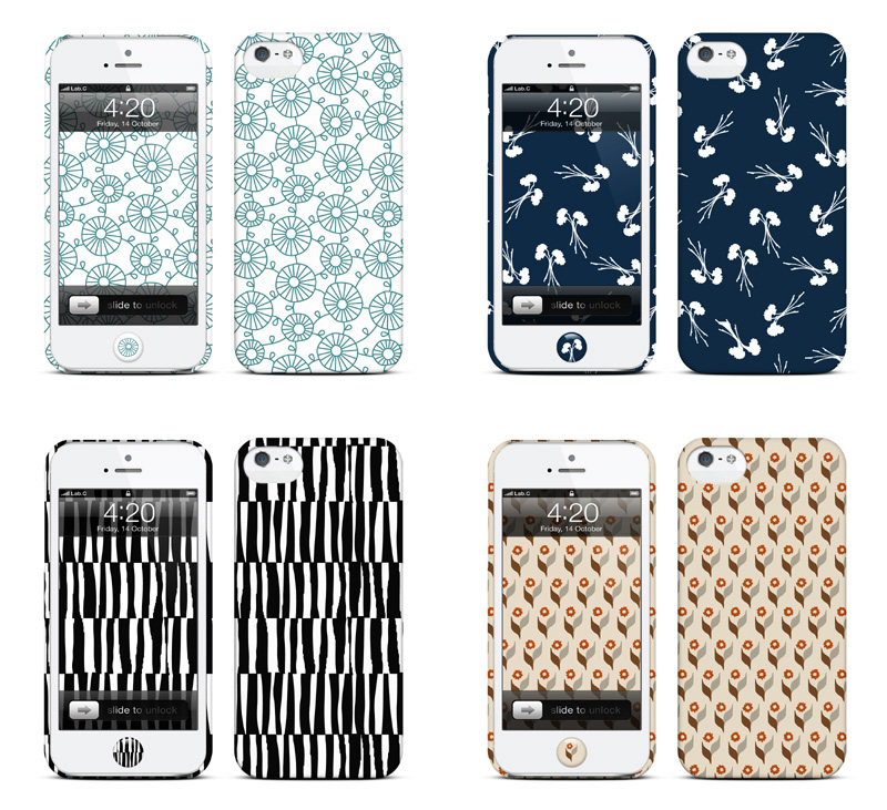 Lab.C +D Project iPhone Cases Hitomi Kimura