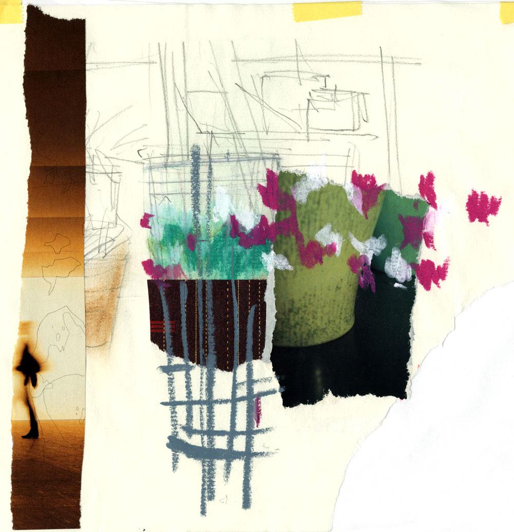 My Garden Sketch