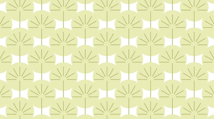 Pattern for book cover