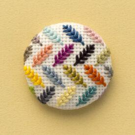 Hitomi Kimura embroidery